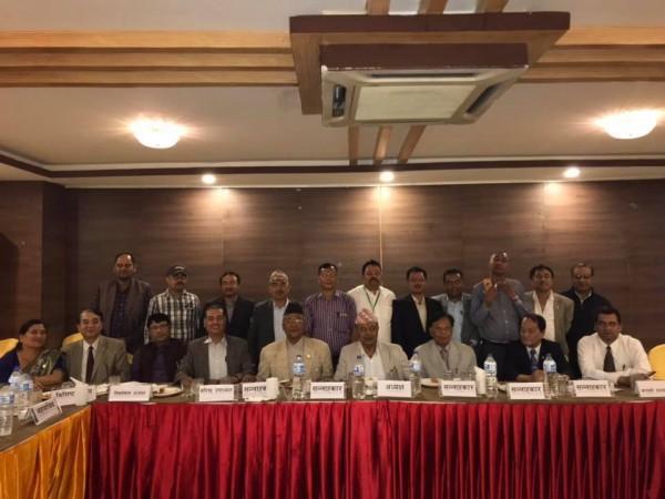 सल्लाहकार समिति बैठक सम्पन्न, प्रष्ट कार्य योजनाकासाथ अगाडि बढ्न निर्देशन
