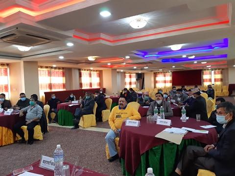 नेपाल सुनचाँदी व्यवसायी महासंघको सातौं बार्षिक साधारणसभा तथा तेस्रो महाधिवेशन पौस २४ र २५ गते हुने