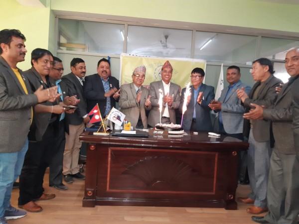 नेपाल सुनचाँदी ब्यवसायी महासंघको आठौं स्थापना दिवस भब्यरुपमा सम्पन्न